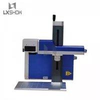 20W 30W Raycus Laser Power split mini portable Fiber laser marking machine