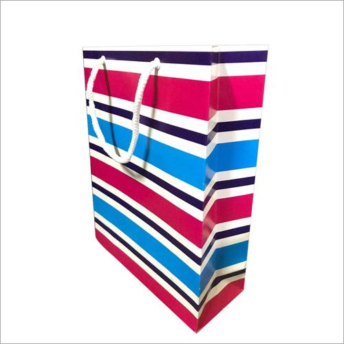 Loop Handle Paper Gift Bag