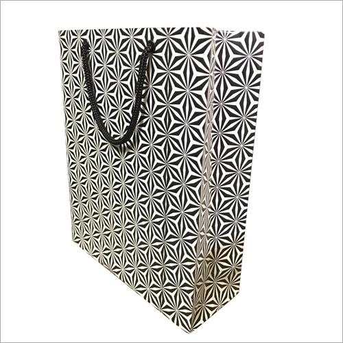 Designer Print Gift Paper Bag