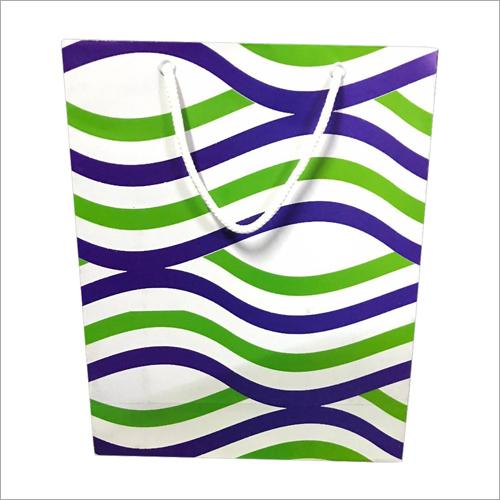 Designer Print Gift Bag