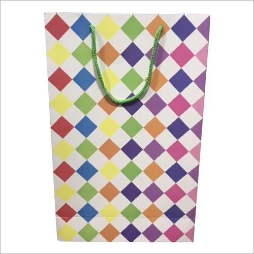 Designer Print Laminated Paper Bag