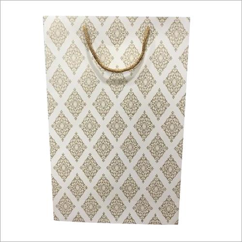 Loop Handle Kraft Laminated Bag