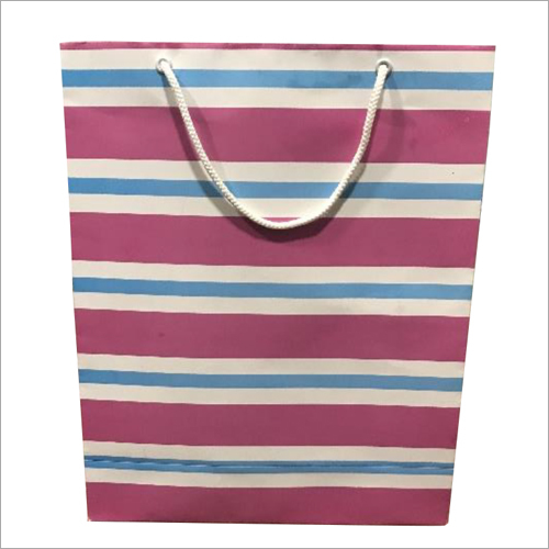 Duplex Paper Shopping Bag
