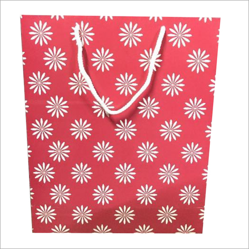 Printed Duplex Paper Shopping Bag