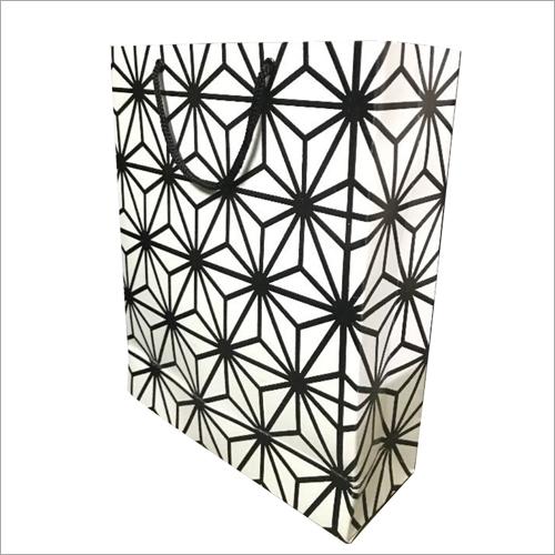 Loop Handle Duplex Paper Bag
