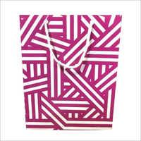 Designer Print Duplex Paper Bag