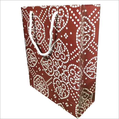 Duplex Kraft Paper Bag