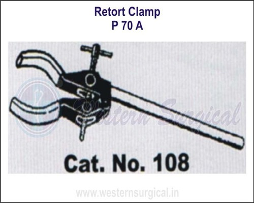 Retort Clamp