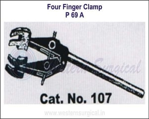 Four Finger Clamp