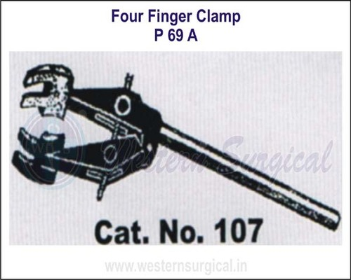 Four Finger Clamp