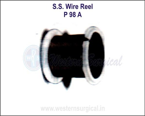 S.S.Wire Reel