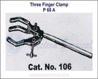 Three Finger Clamp