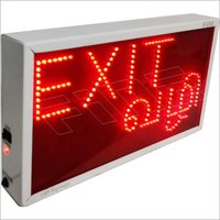 EXIT VALI LED SIGN LIGHT