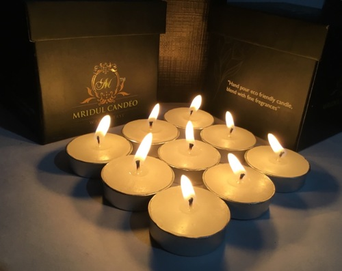 Mogra Soy Candle