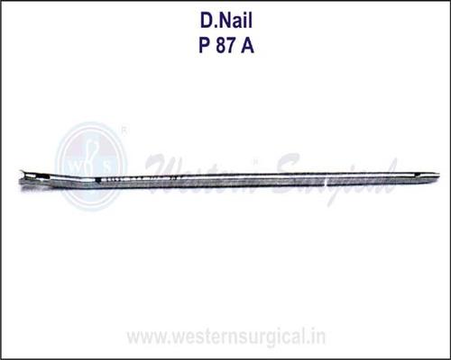 D. Nail