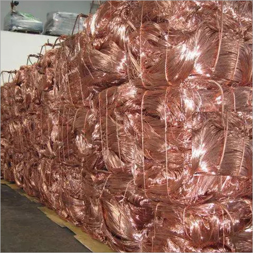 Industrial Copper Scrap