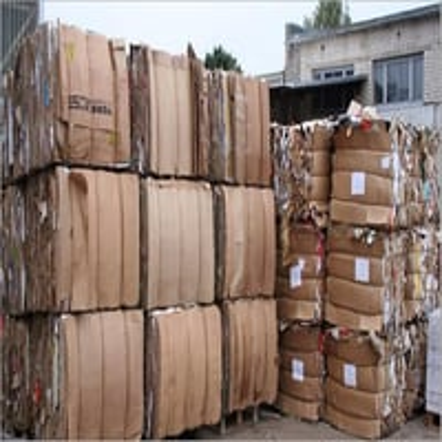Corrugated Paper Cartons Scrap
