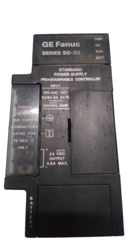 ONE GE FANUC IC693PWR321