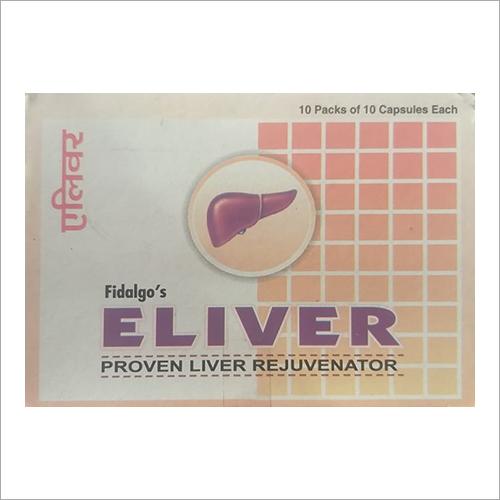 Proven Liver Rejuvenator Capsules