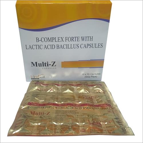 B-Complex Forte With Lactic Acid Bacillus Capsules