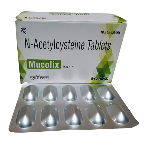 N-Acetylcysteine Tablets