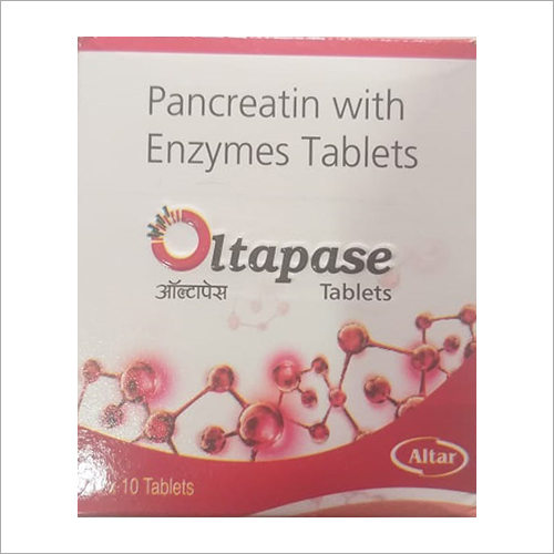 Pancreatin With Enzymes Tablets
