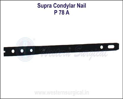Supra CondyLar Nail