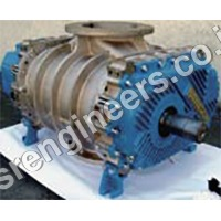 Blower With Coating