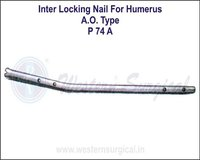 InterLocking Nail for TIBIA