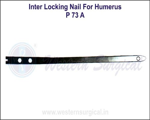 InterLocking Nail for Humerus