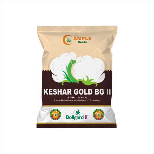 KCHH-2725 BG II Keshar Gold BG Cotton Seeds