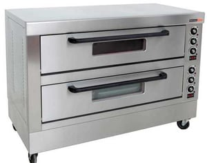 """Pizza Oven Gas Operated 10""""*16"""" Inner Size"""