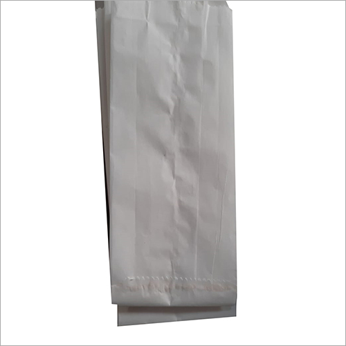 White Virgin Plain Paper Bag