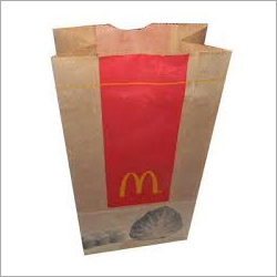 Burger Packaging Paper Bag