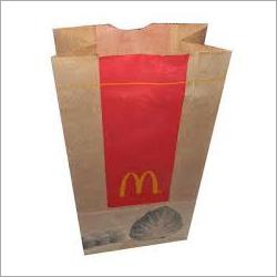 Burger Packaging Paper Bag