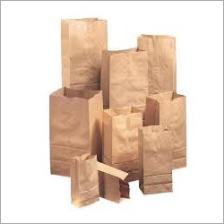 Grocery Brown Paper Bag
