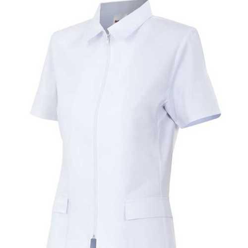Half sleeve doctor coat