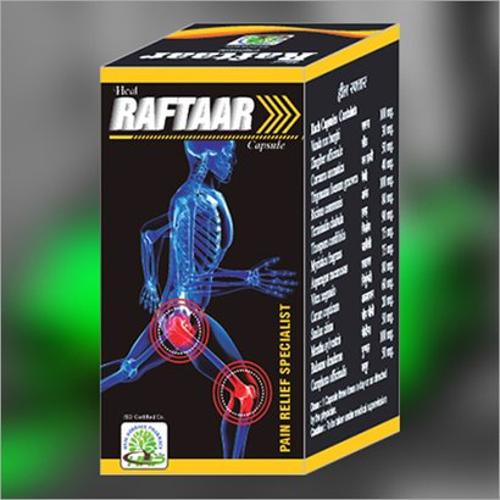 Raftaar Capsule Age Group: For Adults