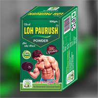 Loh Paurush Ayurvedic Powder