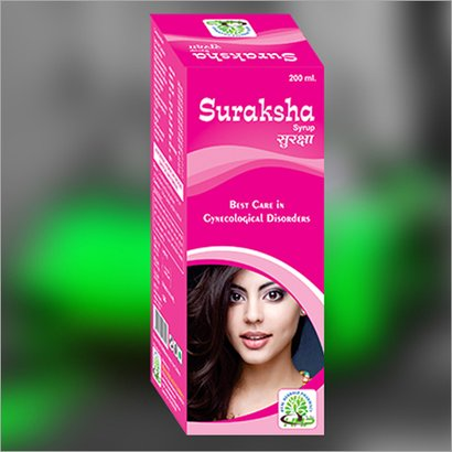 Suraksha Syrup Age Group: For Adults