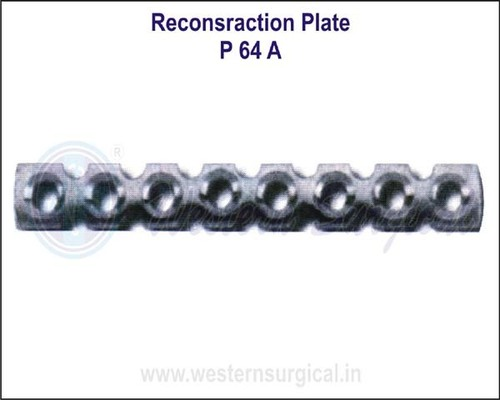 Reconstraction Plate