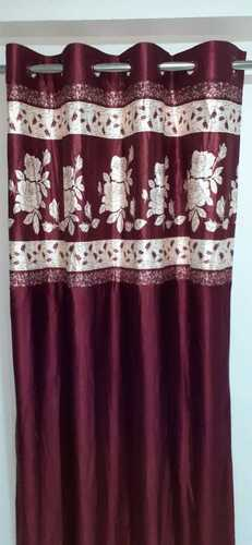 Fancy Patch  Printed Curtain