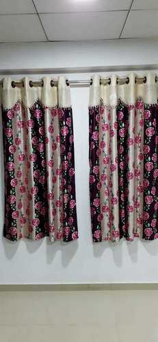 Fancy Printed Curtain