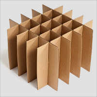 Corrugated Partition