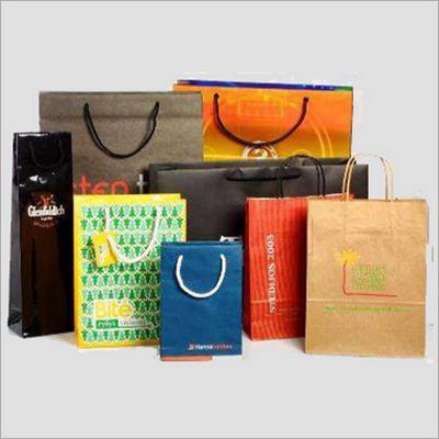 Duplex Paper Carry Bag