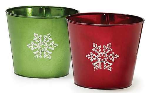 Glossy Color Planter Set