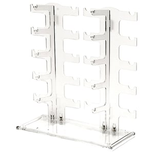 Spectacle Display Glass Stand