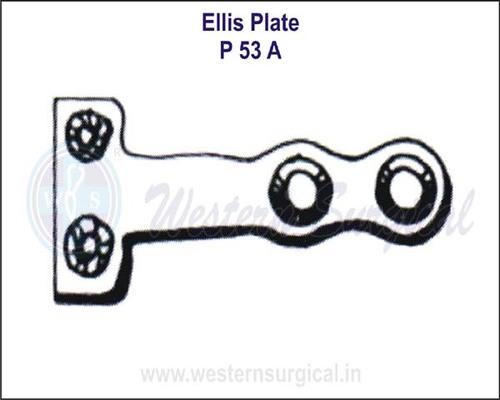 Ellis Plate