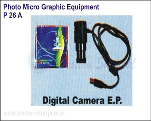 DCE(Digital Camera Eyepiece)
