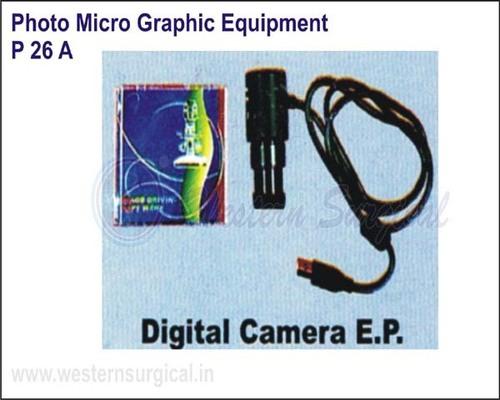 DCE(Digital Camera Eyepiece)
